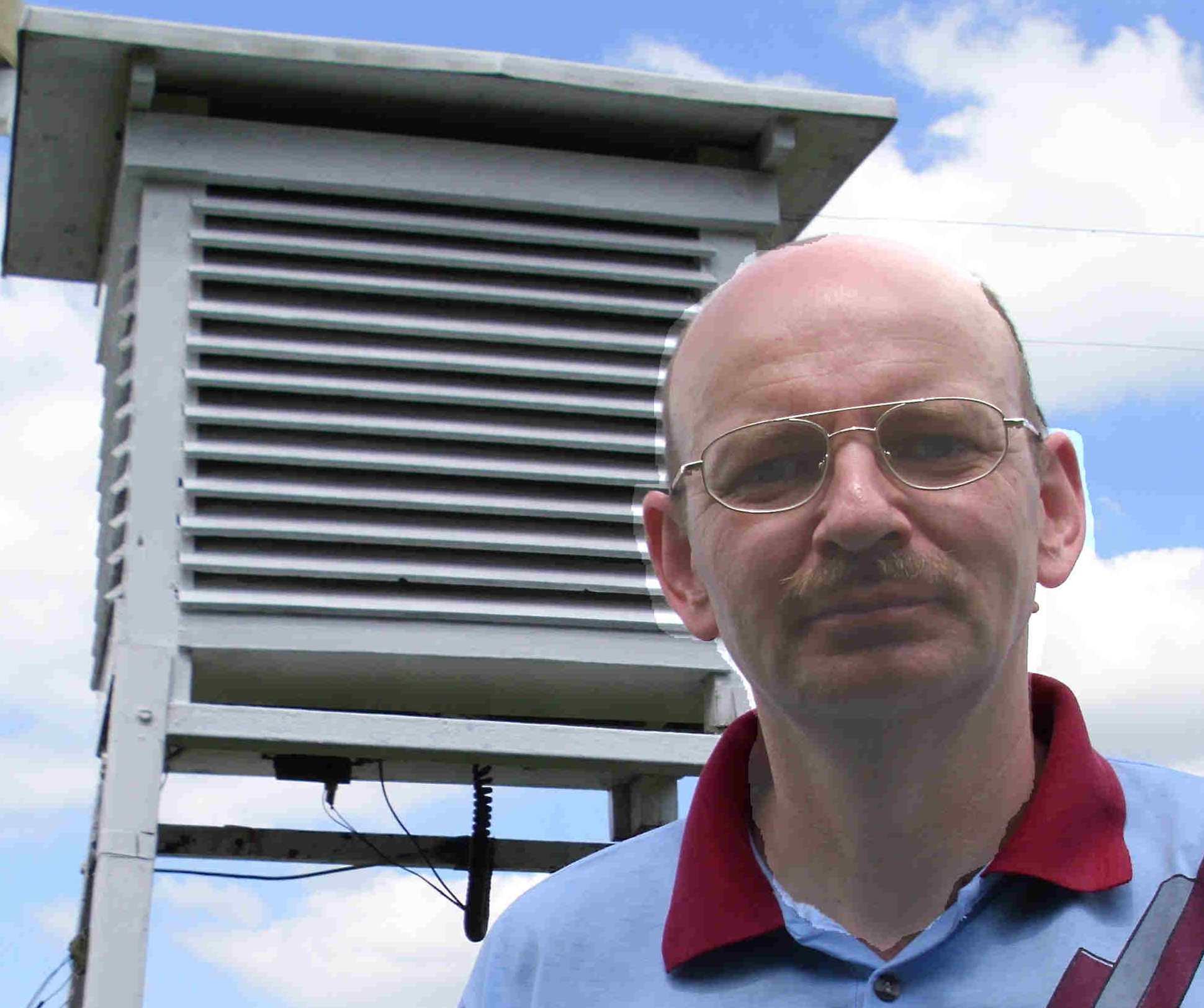 Porträt der Wetterstation Olbernhau
